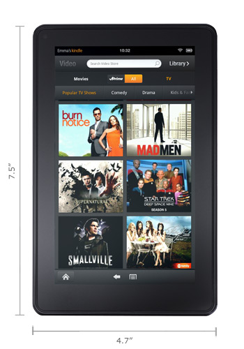 Where To Purchase Amazon Kindle Fire Tablet